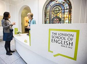 The London School of English, школа английского в Лондоне
