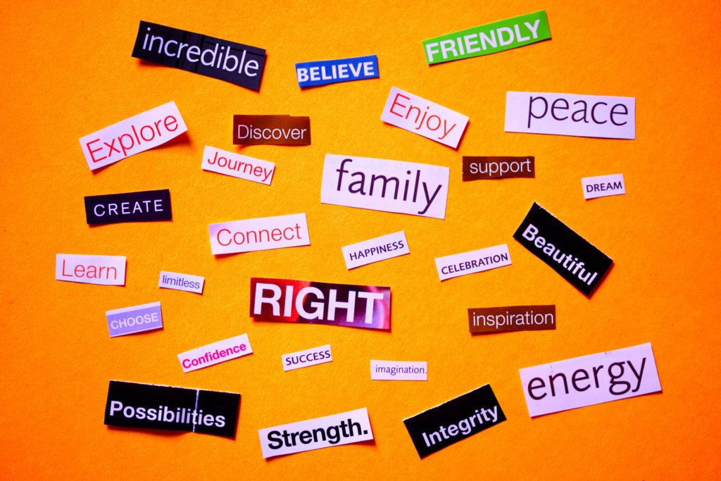 словарный запас по английскому